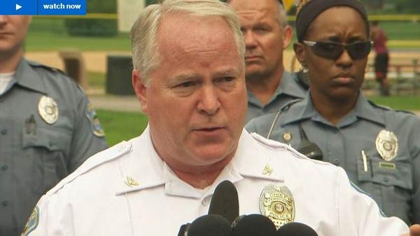 Chief Thomas Jackson. Photo: MSNBC